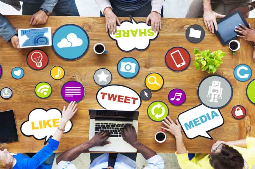 social media marketing in your franchise business
