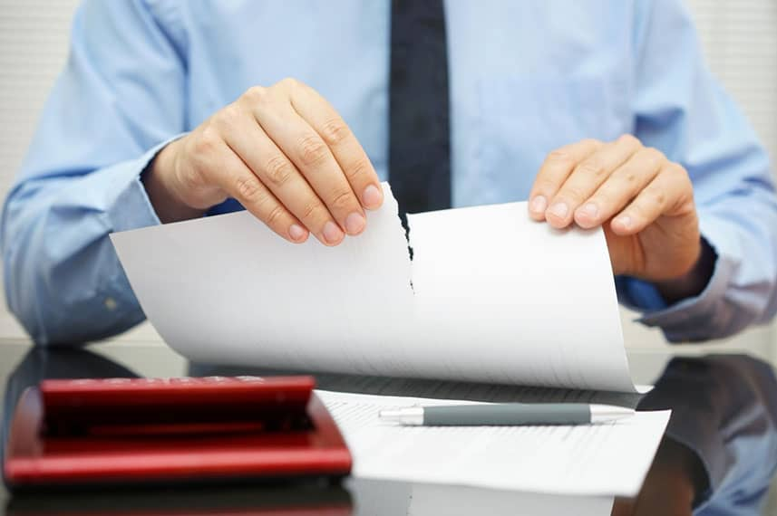 when can i terminate my franchise agreement