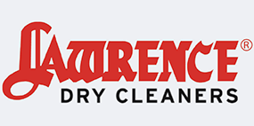 Lawrence Dry Cleaners Logo